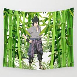 Hero anime 01 Wall Tapestry