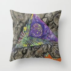 Tetraguardian Throw Pillow