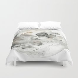 Bare Moon Duvet Cover