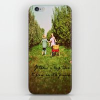 friendship iPhone & iPod Skins featuring Friendship  by Jo Bekah Photography