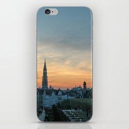 Brussels iPhone Skin