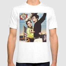 lana del ray rockwell 2021 T-shirt