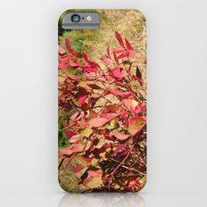 Plants on the powerlines iPhone 6s Slim Case