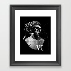 PHREN 3-6 Framed Art Print
