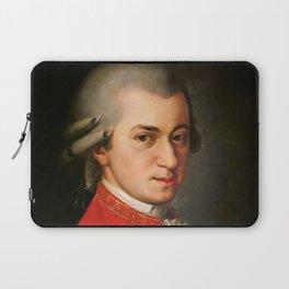 Wolfgang Amadeus Mozart (1756 -1791) by Barbara Krafft (1819) Laptop Sleeve