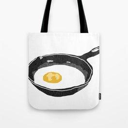 Egg in a Frying Pan Tote Bag