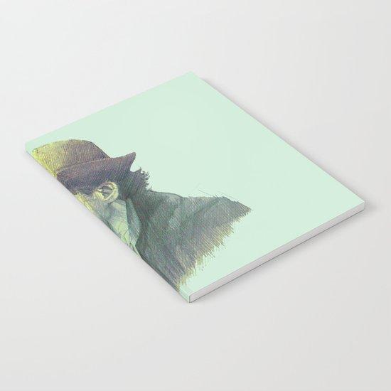 sherlock holmes Notebook