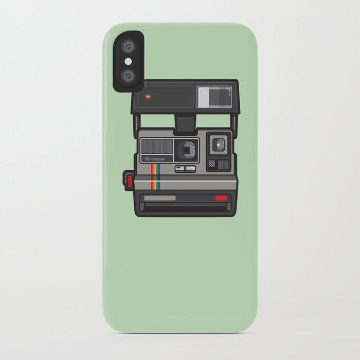 promo code 80e99 f9ca6 #43 Polaroid Camera iPhone Case