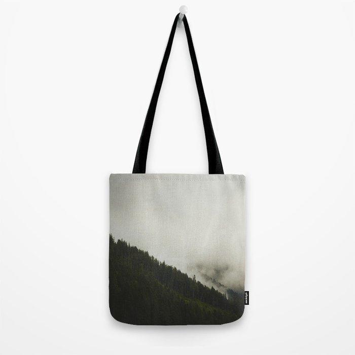 Evergreen Mist Tote Bag