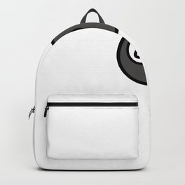 Billiard Dont hit the ball Backpack