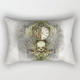 Wings Of Time Rectangular Pillow