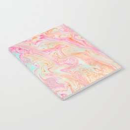 Tutti Frutti Marble Notebook