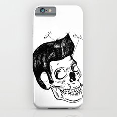 Elvis Skull iPhone 6s Slim Case