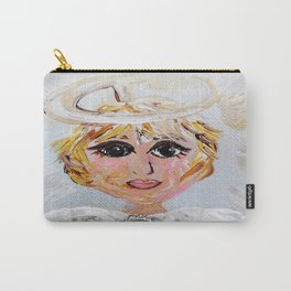 Angel Daniel Carry-All Pouch