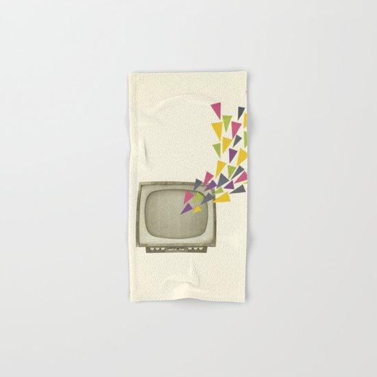 Transmission Hand & Bath Towel