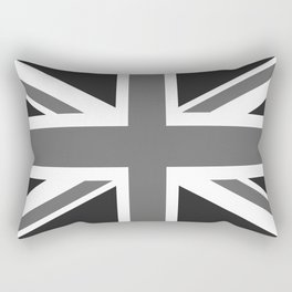 Union Jack Flag - High Quality 3:5 Scale Rectangular Pillow