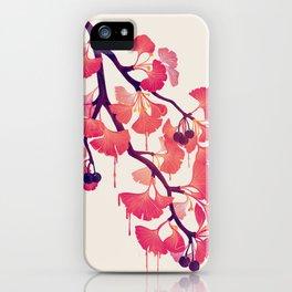 O Ginkgo iPhone Case