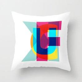 F*ck Throw Pillow