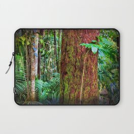 New and old rainforest growth Laptop Sleeve
