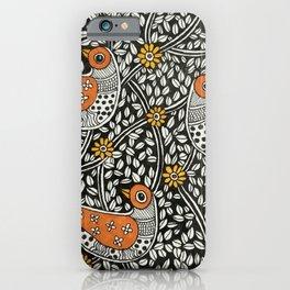 Madhubani folklore iPhone Case