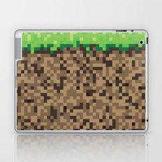 Minecraft Block Laptop & iPad Skin