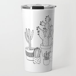 Oh My! Cacti Travel Mug