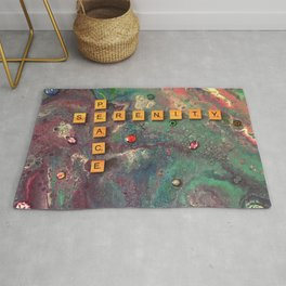 Peace and Serenity Rug