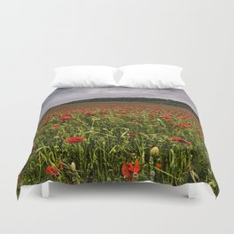 Boxley Poppy Fields Duvet Cover