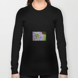 Agapanthus (African Lily) Long Sleeve T-shirt