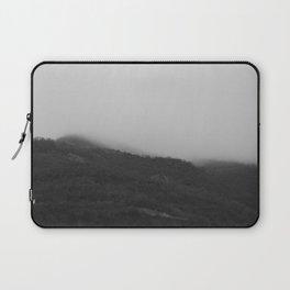 Foggy Mountains Laptop Sleeve