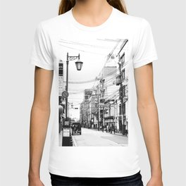 The Streets of Gion, Kyoto T-shirt