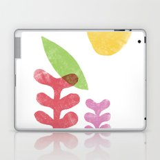 Still Life with Egg & Worm Laptop & iPad Skin