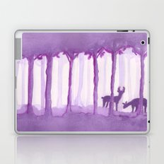a forest Laptop & iPad Skin