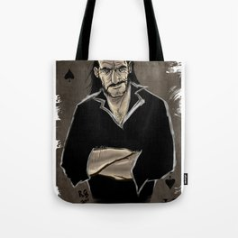The Real Ace of Spades Tote Bag