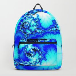 Frozen Fractal Terrain Backpack