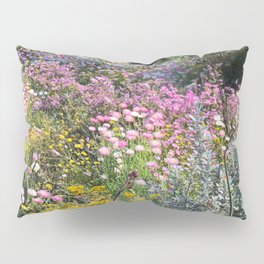 Wildflowers by Day Pillow Sham