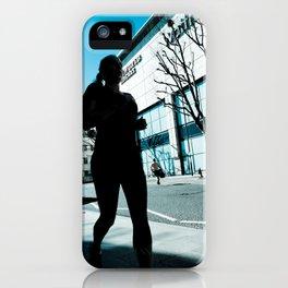Keep on Running, Keep on Hiding iPhone Case