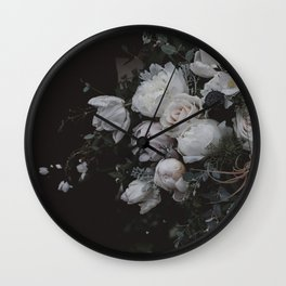 Moodyflora Wall Clock