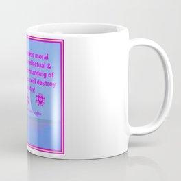 Moral Leadership Coffee Mug