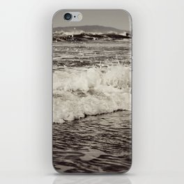 Stacked iPhone Skin