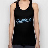80's Abstract 1 Unisex Tank Top