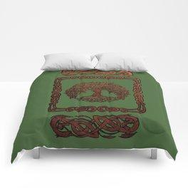 Celtic Tree of life Comforters