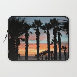 Shapes of a sunset. Laptop Sleeve