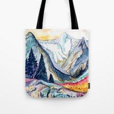 Alaska•Color Tote Bag