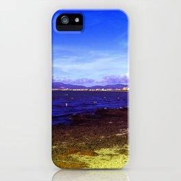 Colourful Beach iPhone Case