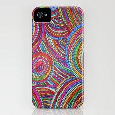 Angela iPhone (4, 4s) Slim Case