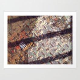 Greece Art Print
