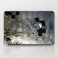 surrealism iPad Cases featuring Sky Surrealism. by Jess Noelle