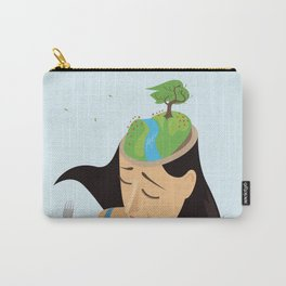 Senses Carry-All Pouch