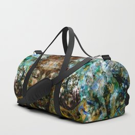 Brother MEDITATION - tuned visibility Duffle Bag